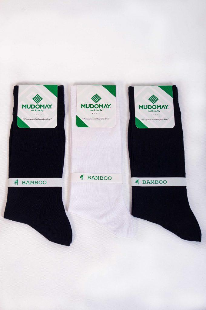 13001-2 Mudomay Yazlık Erkek Soket Bambu Çorap