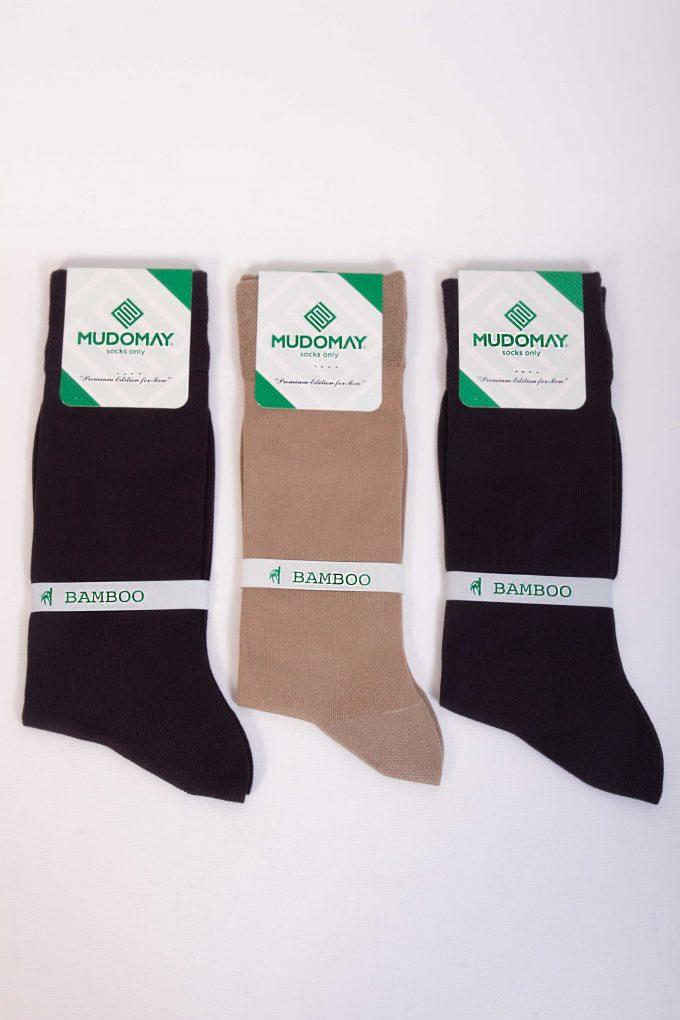 13001-1 Mudomay Yazlık Erkek Soket Bambu Çorap