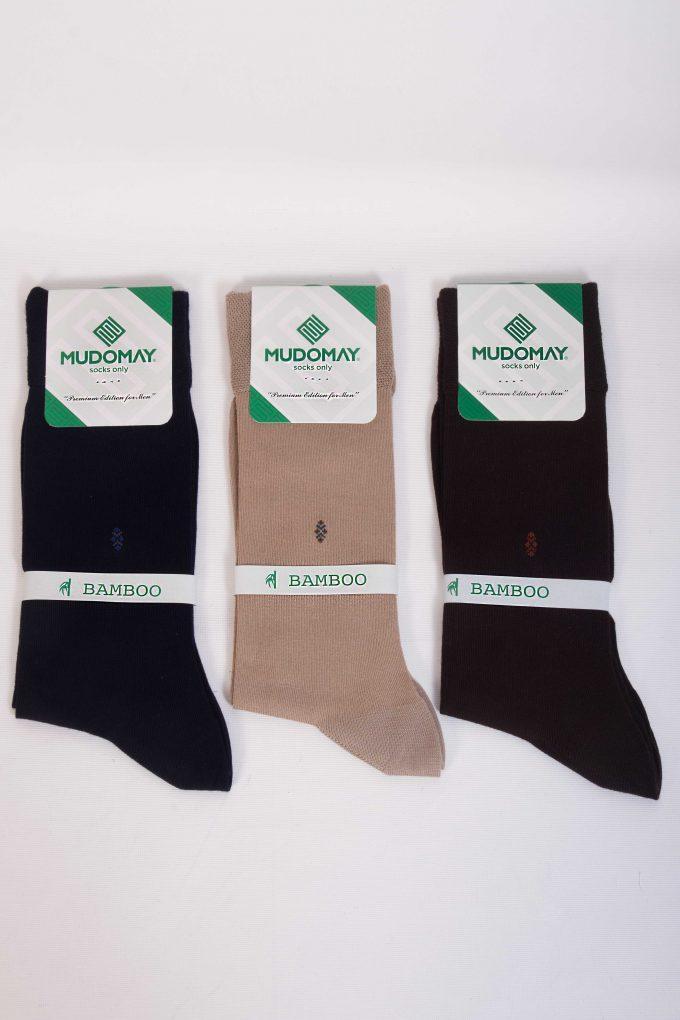 13825-1 Mudomay Yazlık Erkek Soket Bambu Çorap