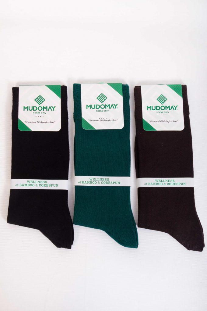 26001 Mudomay Kışlık Erkek Soket Bambu Corespun Çorap
