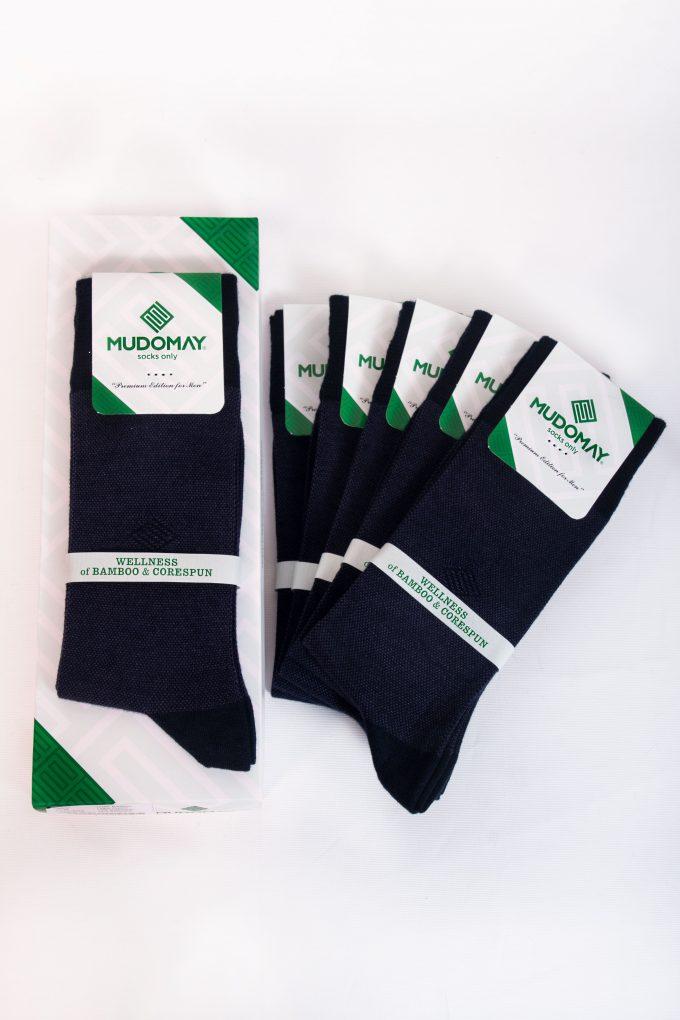 26239-Laci Mudomay Kışlık Erkek Soket Bambu Corespun Çorap