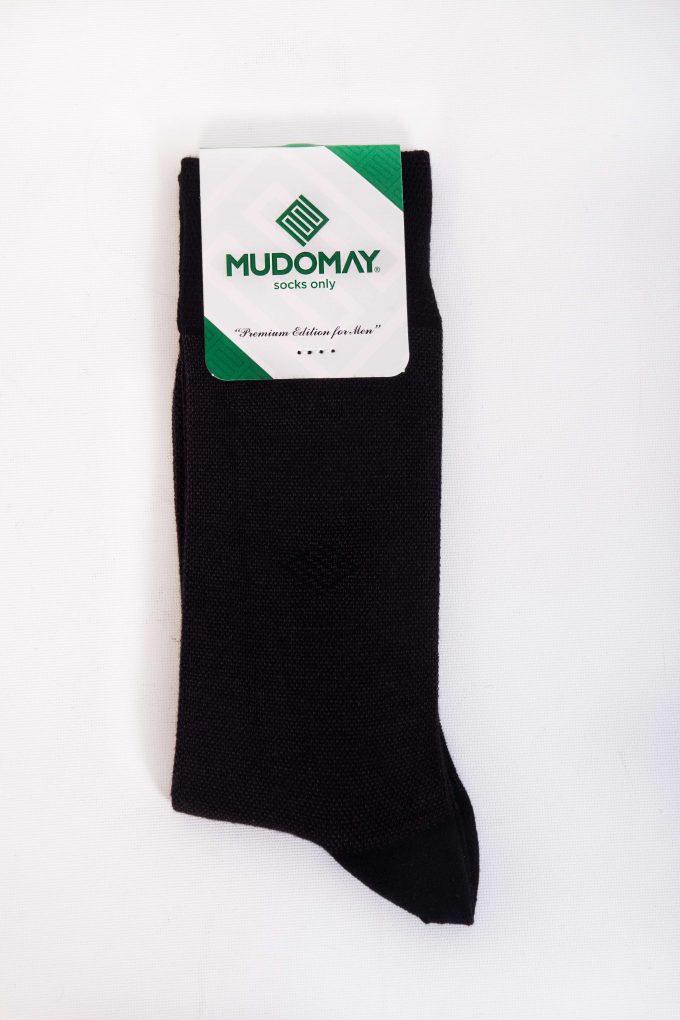 26239-Siyah Mudomay Kışlık Erkek Soket Bambu Corespun Çorap