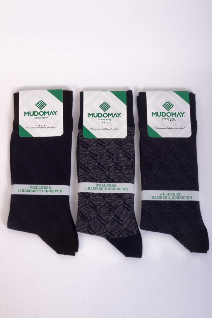 26295 Mudomay Kışlık Erkek Soket Bambu Corespun Çorap