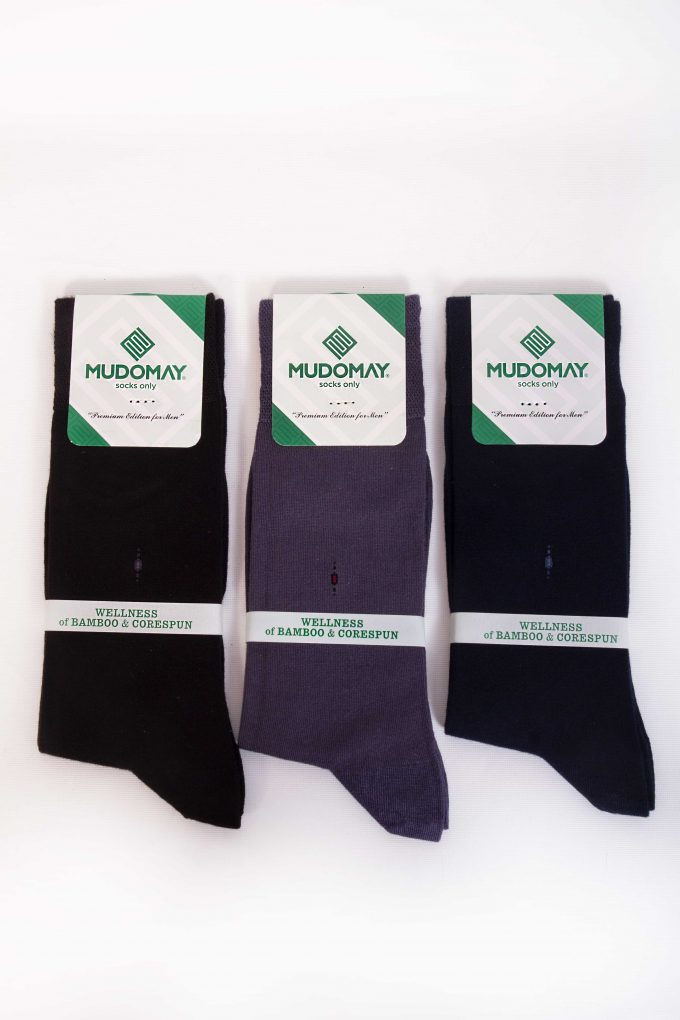 26320 Mudomay Kışlık Erkek Soket Bambu Corespun Çorap