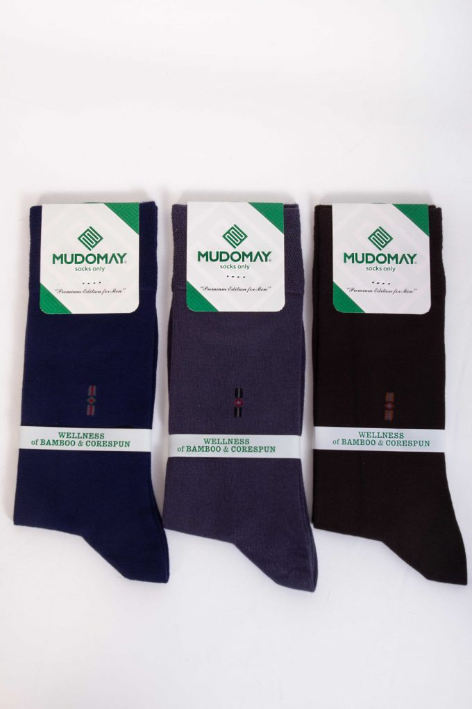 26350 Mudomay Kışlık Erkek Soket Bambu Corespun Çorap