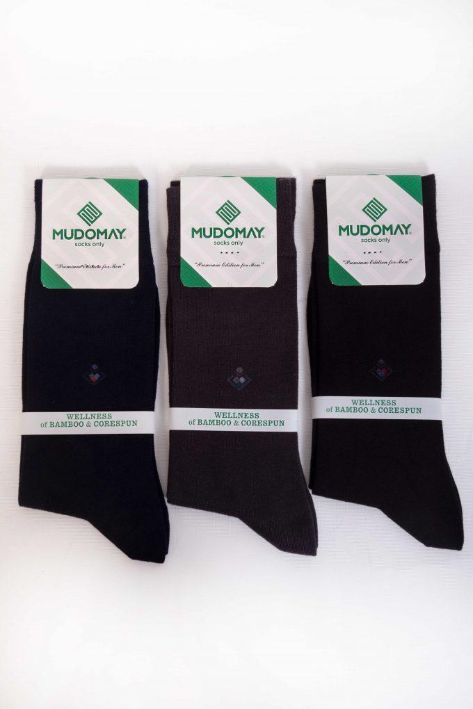 26580 Mudomay Kışlık Erkek Soket Bambu Corespun Çorap