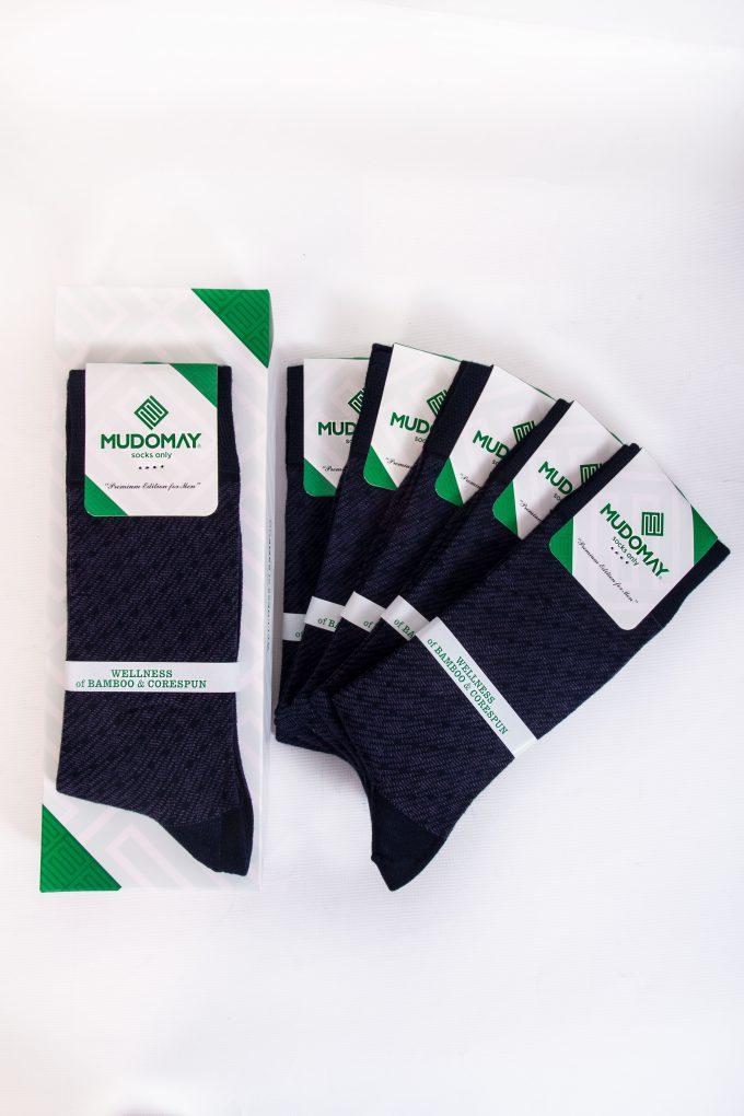 26820-Laci Mudomay Kışlık Erkek Soket Bambu Corespun Çorap