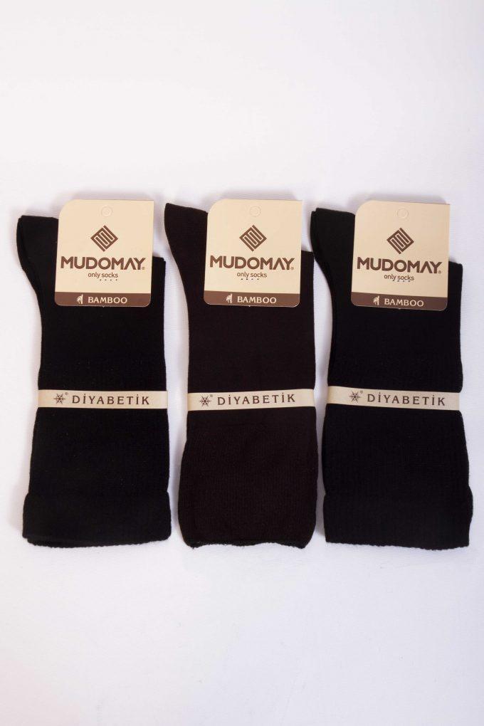 46001 Mudomay Kadın Soket Diyabetik Çorap