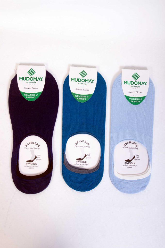 69001-1 Mudomay Yazlık Erkek Suba Bambu Çorap