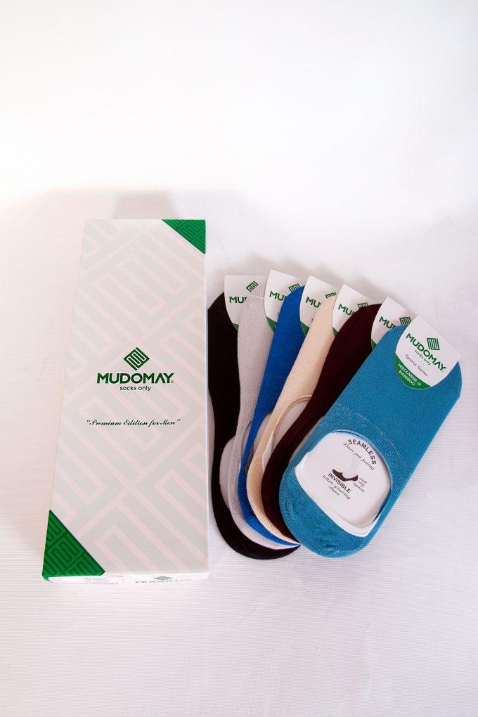 69001-2 Mudomay Yazlık Erkek Suba Bambu Çorap
