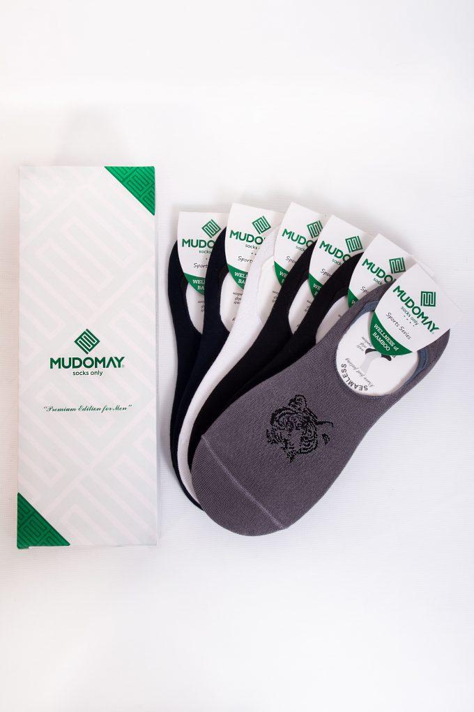 69125 Mudomay Yazlık Erkek Suba Bambu Çorap