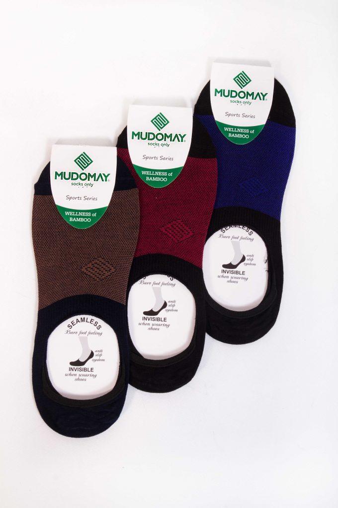 69239 Mudomay Yazlık Erkek Suba Bambu Çorap