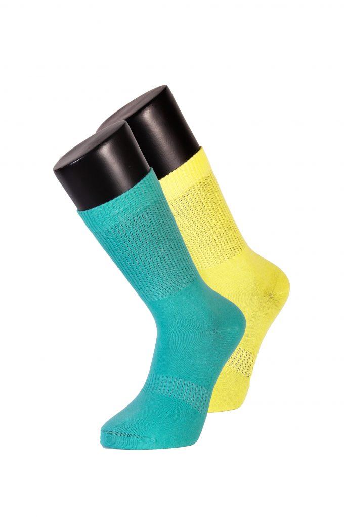 95690 Davetta Kadın Tenis Pamuk Çorap (35-38)